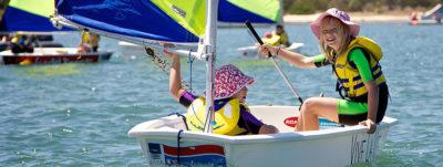 Çocuklara Yelken Eğitimi